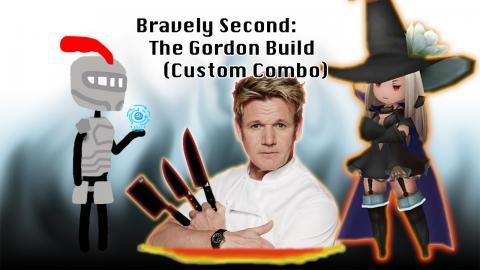 Bravely Second: The Gordon Build (Custom Combo)