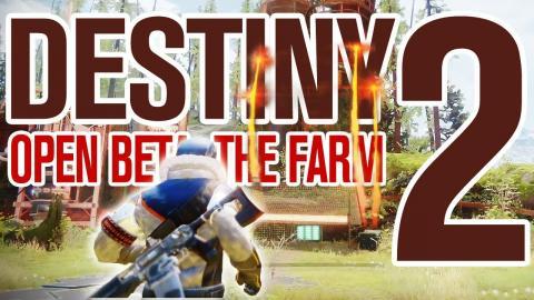 Destiny 2 Beta: The Farm Social Space First Look