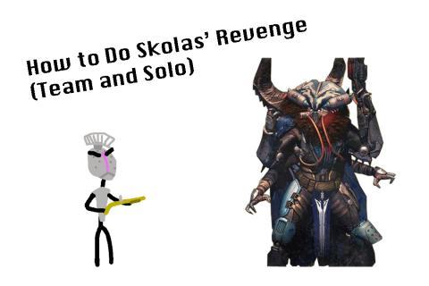 Destiny: How To Do Skolas' Revenge (With Team and Solo)