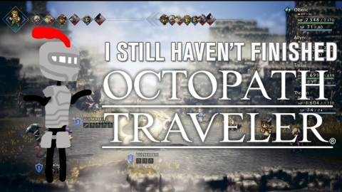 Why I Haven't Finished Octopath Traveler (Mid-Game Impressions)