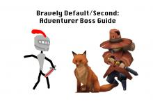 Bravely Second: Max Damage Special Move Guide