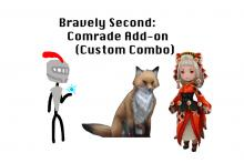 Bravely Second: Comrade Add-on (Custom Combo)