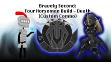 Bravely Second: Four Horsemen Build - Death (Custom Combo)