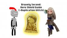 Bravely Second: Hero Shield Guide (+Duplication Glitch)