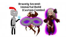 Bravely Second: Immortal Build (Custom Combo)