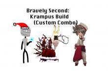 Bravely Second: Krampus Build (Custom Combo)