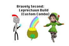Bravely Second: Leprechaun Build (Custom Combo)