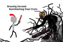 Bravely Second: Overlimiting Your Stats