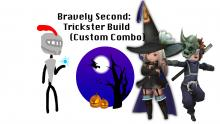 Bravely Second: Trickster Build (Custom Combo) - Halloween Special