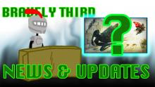 Bravely Third: NEWS AND UPDATES (August 2018)