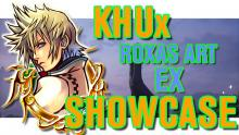 Roxas Art EX: Medal Showcase! - Kingdom Hearts Union x [cross]