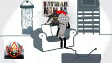 Locked In The Basement With Batman Ninja