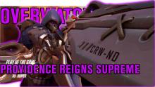 PROVIDENCE REIGNS SUPREME - Overwatch: Reaper Gameplay
