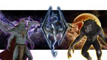 Skyrim: Vampire Lord VS Werewolf (Special Class Comparison)